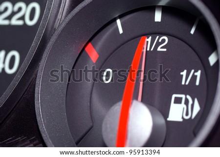 Car fuel. - stock photo