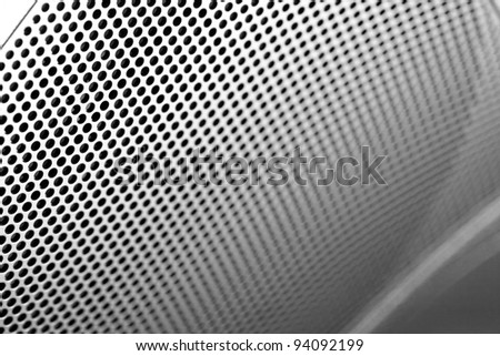 car interior texture - stock photo