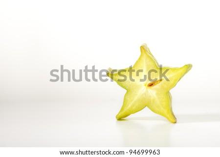 Carambola - stock photo