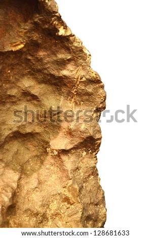 Carbo Meteorite -- Carbo Meteorite, Sonora, Mexico - stock photo