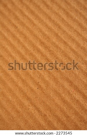 carboard - stock photo