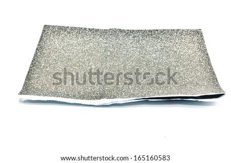 Carbon paper - stock photo