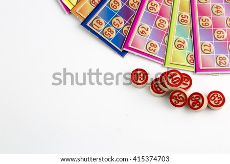 Card Game - stock photo