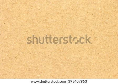 Cardboard texture and background - stock photo