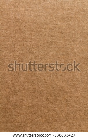 Cardboard texture background - stock photo