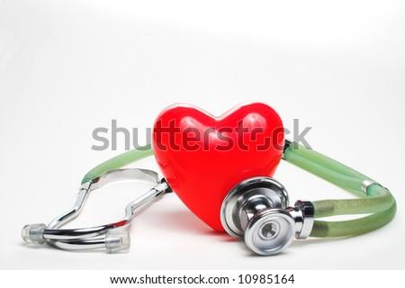 Cardiology - stock photo