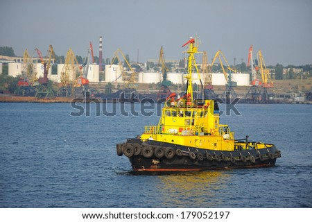Cargo pictures - stock photo