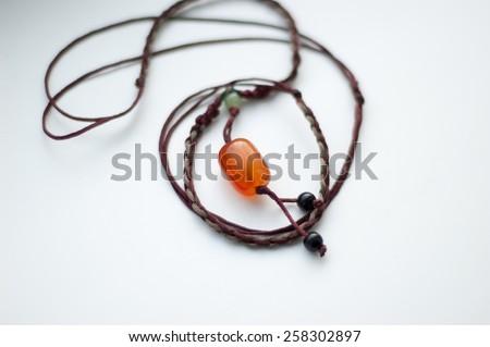 carnelian - stock photo