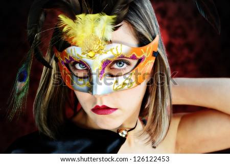 carnival - stock photo
