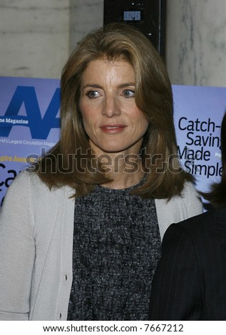 Caroline Kennedy - stock photo