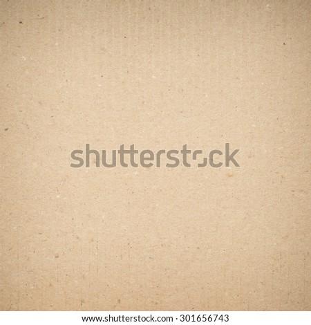 Carton Texture - stock photo