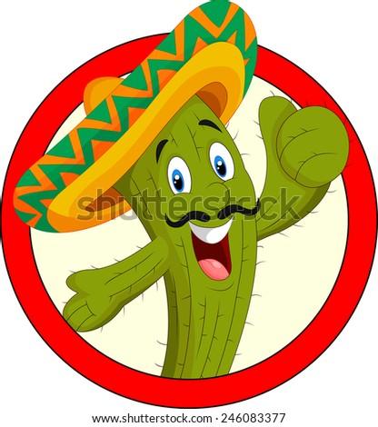Cactus mexicain