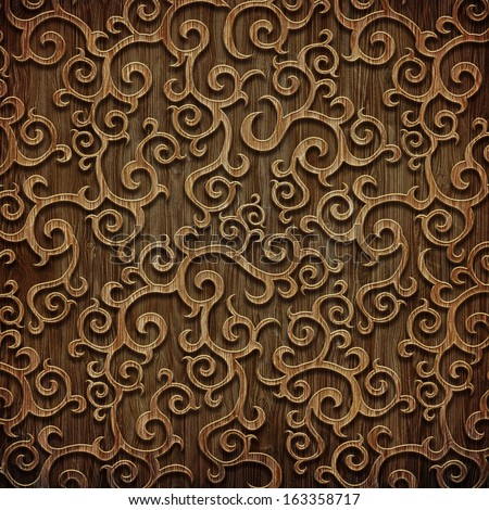 Wood carving stock photos images pictures shutterstock How to carve designs in wood