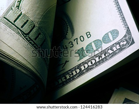 Cash. Finance concept. - stock photo