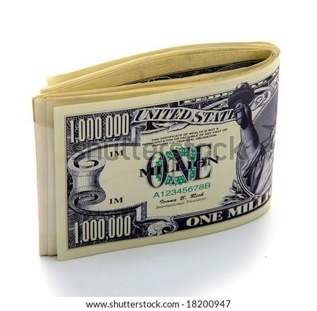 Cash Money - stock photo