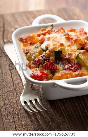 casserole - stock photo