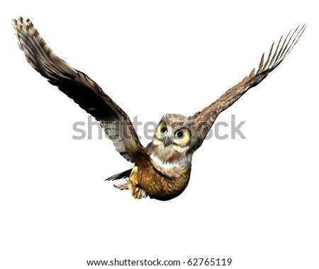 casual flight - stock photo