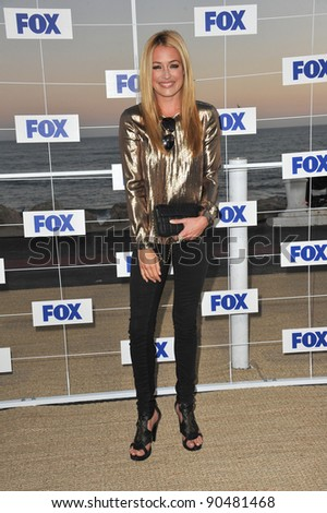 Cat Deeley at the Fox TV Summer 2011 All-Star Party at Gladstones Restaurant, Malibu. August 5, 2011  Malibu, CA Picture: Paul Smith / Featureflash - stock photo