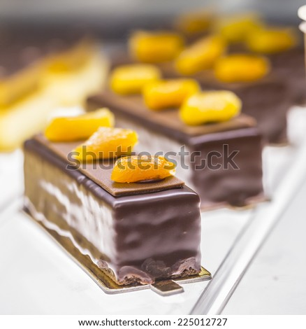 catering cake - stock photo