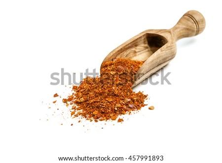Cayenne Pepper Spice - stock photo