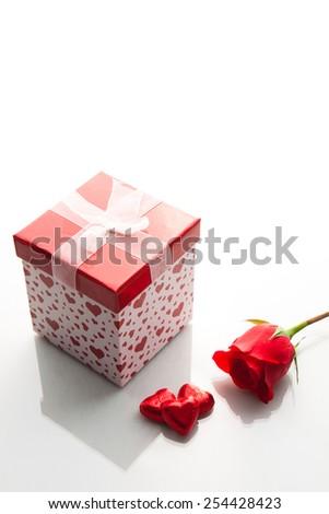 Celebration of love and romance - stock photo