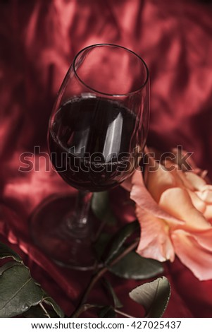 Celebration with wine and rose wine rose wine rose wine rose wine rose wine rose wine rose wine rose wine rose wine rose wine rose wine rose wine rose wine rose wine rose wine rose wine rose wine rose - stock photo