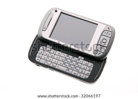 cell phone - stock photo