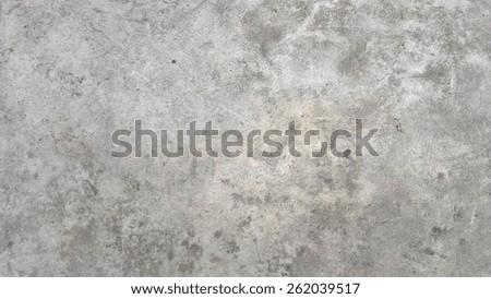 cement floor background - stock photo