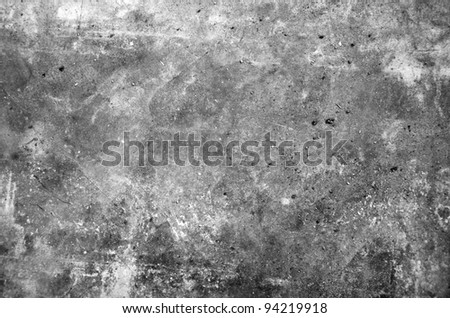 cement surface for backgrounds - stock photo