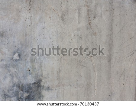 Cement wall:can be used as background - stock photo