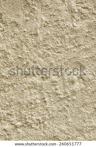Cement wall with color, detail of a textured wall - stock photo