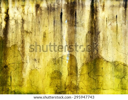 cement weathered wall texture old background - stock photo