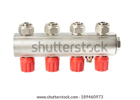Central Heating Installations - stock photo