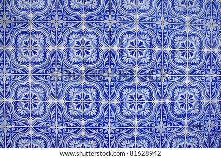 ceramic texture - stock photo