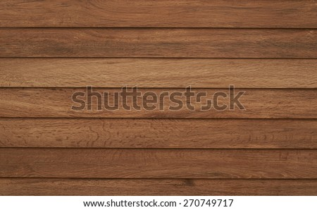 Ceramic tiles in the bathroom, which imitates wooden slats. - stock photo