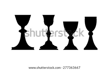 Chalice Collection - stock photo