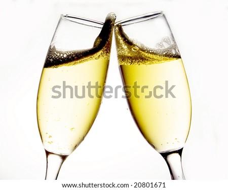 Champagne - stock photo
