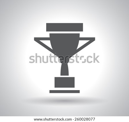 Champions Cup icon - stock photo