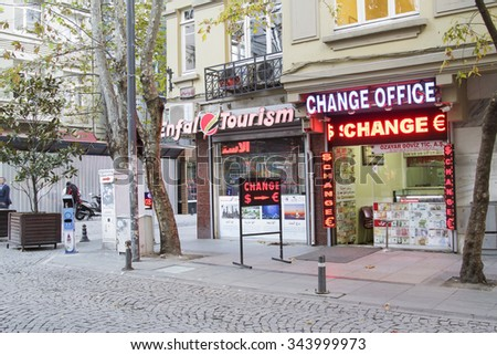 Beyoglu stock photos images pictures shutterstock - Bureau change bastille ...