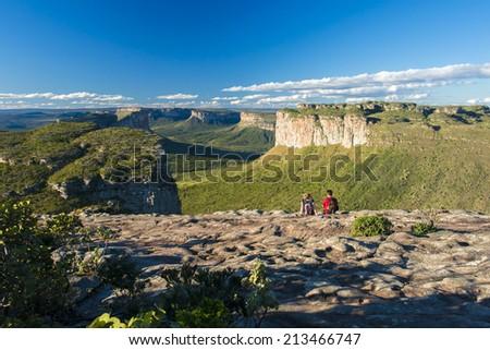 Chapada Diamantina National Park, Brazil - stock photo