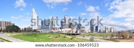 Charlotte, North Carolina - stock photo