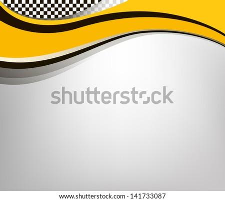 checkered sport racing flag background bitmap. jpg copy image version - stock photo