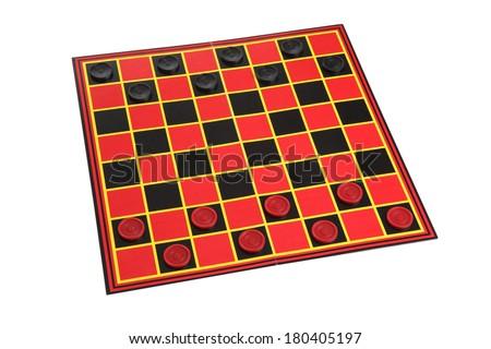 stock-photo-checkers-game-board-cutout-o