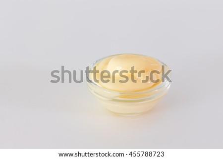 cheese sauce - stock photo