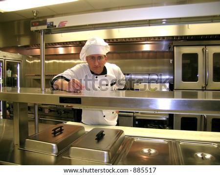 Chef 4 - stock photo