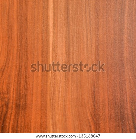 Cherry wood flooring board - seamless texture - stock photo