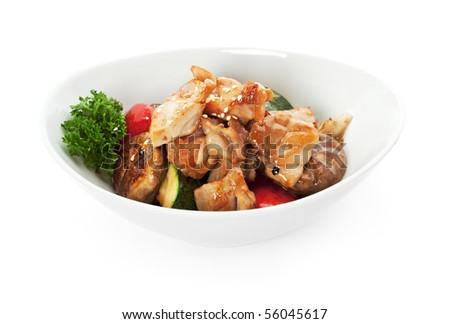 Asian Dish Stock Photos, Images, & Pictures | Shutterstock