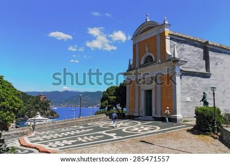 Chiesa di San Giorgio - stock photo