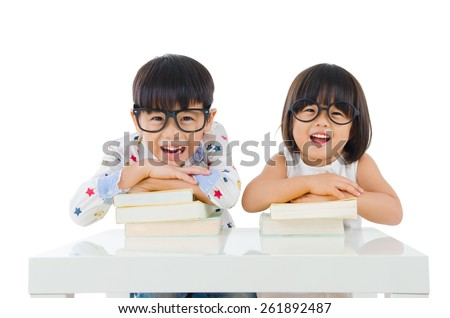Child education - stock photo