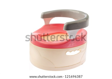 Child lavatory - stock photo